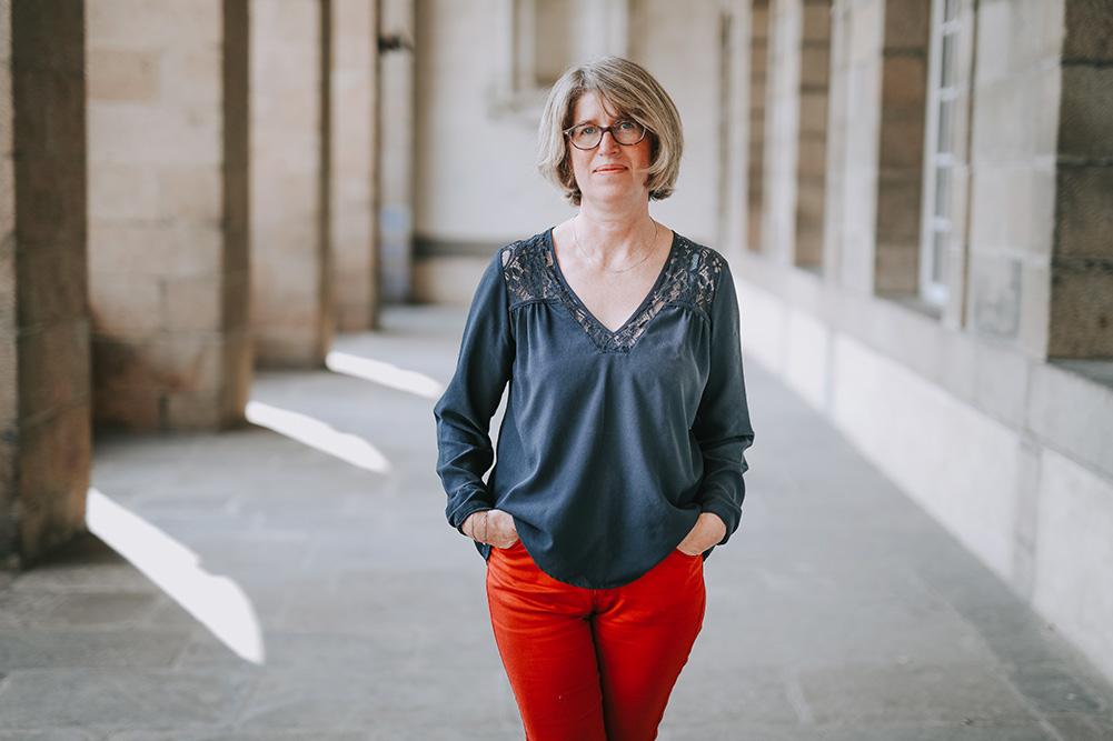 Fabienne Preter, assistante juridique