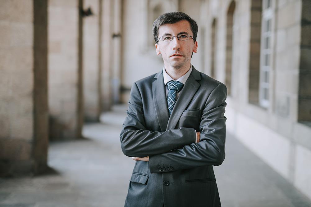 Guillaume Omnes, avocat en droit des affaires à Rennes