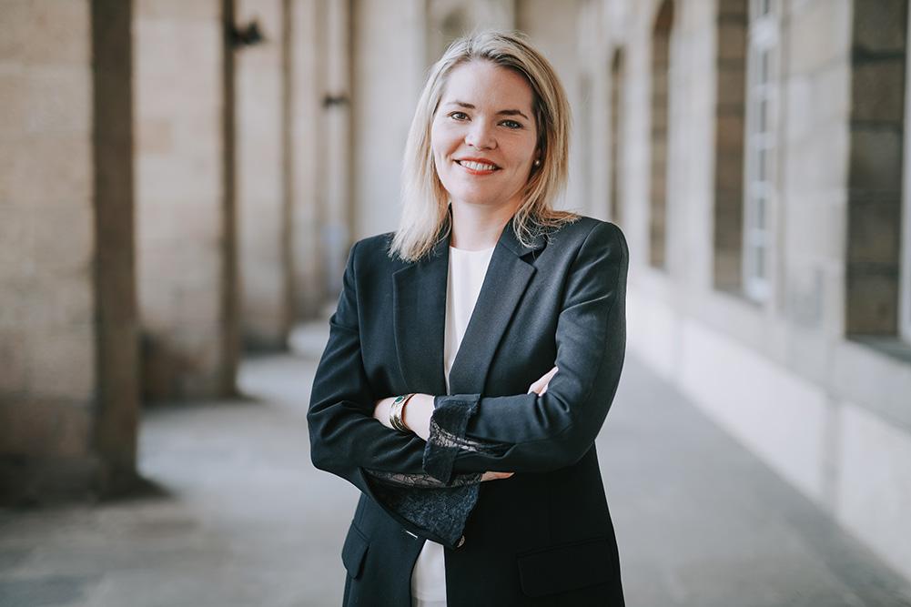 Marie-Emilie Simon, avocat en droit fiscal du cabinet Bondiguel et Associés à Rennes