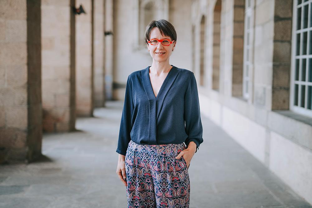 Maud Bondiguel, associée et avocate