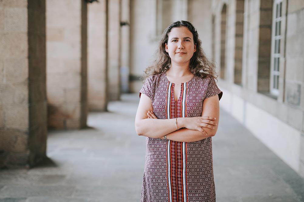 Stéphanie Laisné, avocat associé à Rennes en fiscalité